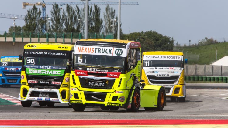 LION TRUCK TEAM HUNGRY FOR MORE SUCCESS